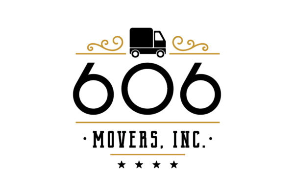 606 Movers Logo
