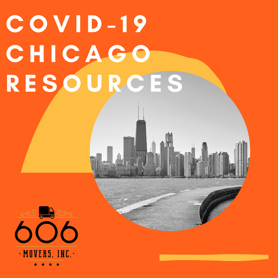 COVID-19 Chicago Resources 606 Movers, Inc.